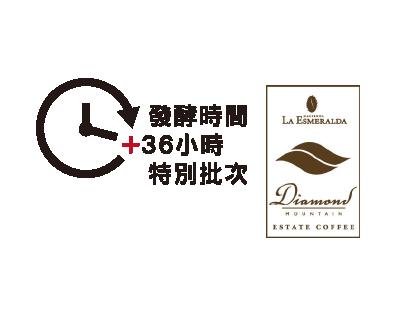 PANAMA La Esmeralda Diamond Mountain Natural 36 Hours of Fermentation